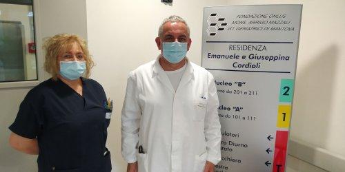 Il dott. Renato Scarsini è il nuovo direttore sanitario della Rsa
