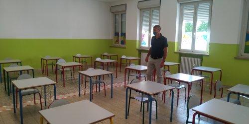 Conclusi i lavori alle scuole primarie e secondarie: classi più sicure e pronte per il nuovo anno scolastico